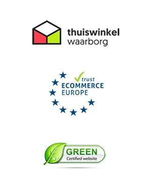 BioPetFood is aangesloten bij Thuiswinkel Waarborg em Trust ECommerce Europe